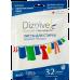 Листы для стирки Dizolve с ароматом «свежей стирки», 6 упаковок (192 стирки)