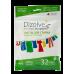 Листы для стирки Dizolve без запаха, 3 упаковки (96 стирок)